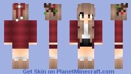My new skin (o^-^o) Minecraft
