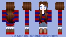-*Quacky*- Striped Sweater