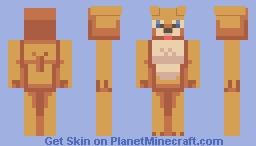 Man's Best Friend Minecraft Skin