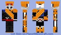Kamen Rider Drive (Type Fruit) Minecraft Skin
