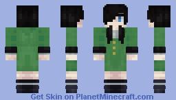❝Ciel Phantomhive❞|| «Black Butler» Minecraft Skin