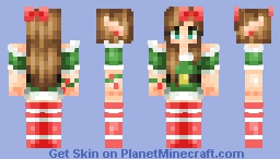 Just thought i'd #elfyourself Minecraft Skin