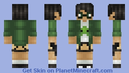 Double Pistols And A Wink Minecraft Skin