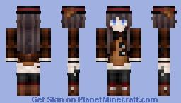 ✴Freddy Fazbear ✴ Minecraft Skin