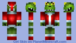 The Grinch Minecraft