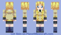 Milly Ashford (Code Geass) Minecraft Skin