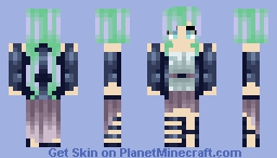 I have no idea what this is... Minecraft Skin