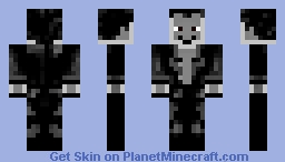 Robot Guy Minecraft Skin