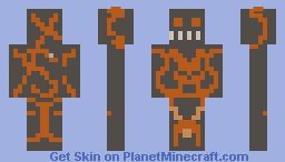 Evil Dragon Born Minecraft Skin