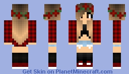 Tumblr girl Minecraft Skin