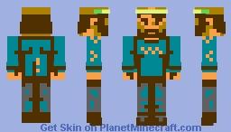 NES Steve skin Minecraft