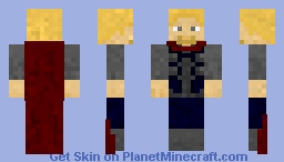 Thor (Superhero Smash) Minecraft Skin
