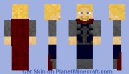 Thor (Superhero Smash) Minecraft Skin