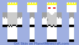 Underworld Ghost Minecraft Skin