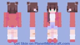 Shes losing herself - x Minecraft Skin