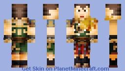 Hercules Minecraft Skin
