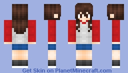 Just another girl Minecraft Skin