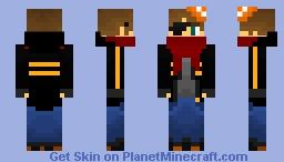 Me (Based on Profile Pic) Minecraft Skin