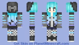 Party all night long c: Minecraft Skin