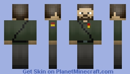 Republican Officer (Spanish Civil War Series) Minecraft