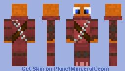 FrogPvP Minecraft Skin
