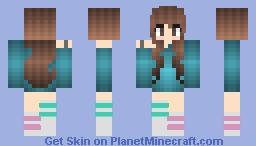 New skin again cx Minecraft