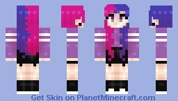 Girls/Girls/Boys Minecraft Skin