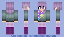 ✿T̨̢͓͎̗̝̤̼̜̫̑̄̈́̄̋̈̂͗͑͆Ȕ̧͍͎̹͈̯̬͔̉̿̒̑̇͂͗͜͜͝͝l̫͈̙͕̰̬̠̭̠̮̔̐̽́͂̈́̈́͊͊͝i̼̗̞͕̤̟̜̟̖̺͋̎̅̑̄͘̕̚̕͝p̢̨̝̱̯̝̦̘̤͆̃͐̾̈̒̿͌͐̕ͅ✿ Rora (@Powiful 's oc (っ^▿^) ) Minecraft Skin