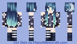 Starry Sky *:・゚✧ ~Yamu Minecraft Skin