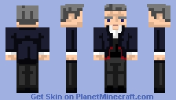 The 12th Doctor - 2 Shade Challenge ;o Minecraft