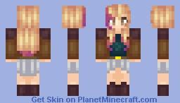 καγ нαrℓσω ♥ It's Kay Harlow!! (OC) ♥ Minecraft