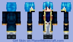 Jellal - Fairy Tail Minecraft