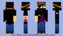 Me (Based on me IRL) Minecraft Skin