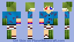 Human Bashur Skin Minecraft Skin