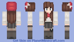 Red Velvet Minecraft