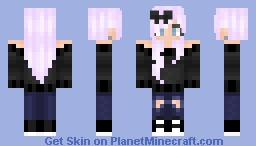 Violet ~мιѕѕ∂єℓιяισυѕ Minecraft Skin