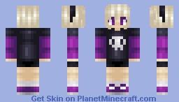 Rose Lalonde Minecraft Skin