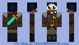 PenguinAssasin Minecraft Skin