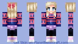 Just a bit of casual cuteness ◕‿↼ {20th skin pop reel!!!} Minecraft Skin