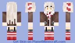 Kantai Collection - Amatsukaze Minecraft Skin