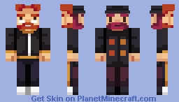 Skin Contest #1: Modern Heroes - Notch & Jeb Minecraft