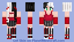 ♥˜Škittl隘♥- La Joker Witch(Maya Cookies RPG Contest Entry) Minecraft Skin
