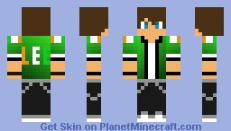 boy skin (for my friend) Minecraft Skin