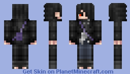 Sasuke Uchiha -Epilogue- Minecraft
