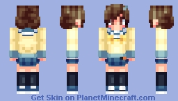 Corpse Party (gals) Minecraft