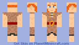 Giant -- Clash Of Clans Minecraft Skin