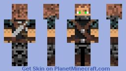 Ninja - Wynncraft Skin Series Minecraft