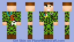 Army of the USA Minecraft Skin