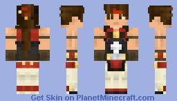 Sol Badguy -Xrd SIGN- Minecraft Skin