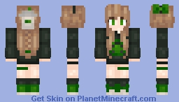 Starbucks♥ Minecraft Skin